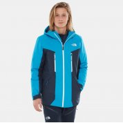 KURTKA THE NORTH FACE MOUNT BRE HYPER BLUE 3