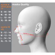 MASKA ANTYSMOGOWA ABC MASKI QUALITY BLUE 4