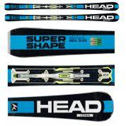 NARTY HEAD I.SUPERSHAPE TITAN + WIĄZANIA PRX 12 S BR 85