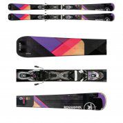 NARTY ROSSIGNOL FAMOUS 6 RRG03BL 1