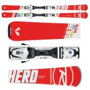 NARTY ROSSIGNOL HERO ELITE AT + WIĄZANIA NX 11 FLUID