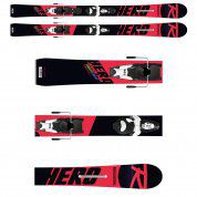 NARTY ROSSIGNOL HERO JUNIOR MULTI-EVENT RRH01BB