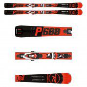 NARTY ROSSIGNOL PURSUIT 600 CAM RRH02BY