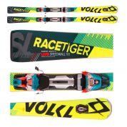 NARTY VOELKL RACETIGER SPEEDWALL SL UVO + WIĄZANIA RMOTION 2 12.0 D RACE 0