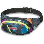 NERKA DAKINE WOMENS HIP PACK GEO