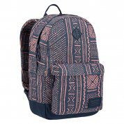 PLECAK BURTON KETTLE MOOD INDIGO BAMBARA CANVAS