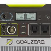 POWER BANK GENERATOR GOAL ZERO YETI 400 CZARNY 4