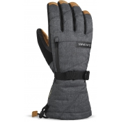 RĘKAWICE DAKINE LEATHER  TITAN GLOVE CARBON