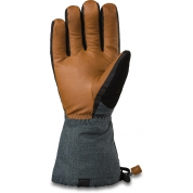 RĘKAWICE DAKINE LEATHER TITAN GLOVE CARBON TYŁ