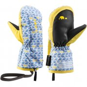 RĘKAWICE LEKI LITTLE ELEPHANT ZAP MITT BLUE|YELLOW 640889401