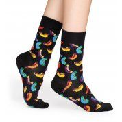 SKARPETKI HAPPY SOCKS HOTDOG SOCK HOT01-9000 2