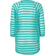 SWETER ONEILL APRES SURF PULLOVER BRIGHT CERAMIC BLUE TYŁ