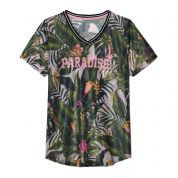 T-SHIRT FEMI PLEASURE BALI JUNGLE