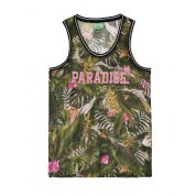T-SHIRT FEMI PLEASURE MOS JUNGLE WIELOKOLOROWY