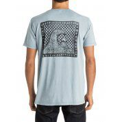 T-SHIRT QUIKSILVER CHECKERED PAST SS SNA0 1
