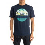 T-SHIRT QUIKSILVER CLASSIC TEE EXTINGUISHED BYJ0