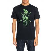 T-SHIRT QUIKSILVER CLASSIC TEE THE HELL 2