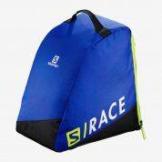 TORBA NA BUTY NARCIARSKIE SALOMON ORIGINAL BOOTBAG RACE BLUE|NEON YELLOW 117140