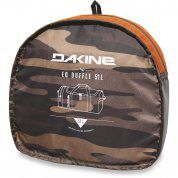 TORBA PODRÓŻNA DAKINE EQ BAG 51 L TIMBER ZŁOŻONA