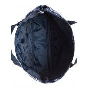 TORBA ROXY OTHER SIDE DRESS BLUES GEOMETRIC FEELING 3