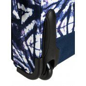 TORBA ROXY WHEELIE DRESS BLUES GEOMETRIC FEELING 4