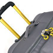TORBA VOELKL TRAVEL WHEEL BAG SZARY 1