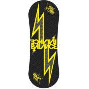 TRICKBOARD YELLOW THUNDER