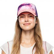 TRUCKER CAP RAY ROSE PINK 1