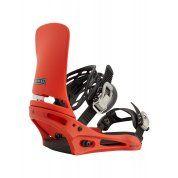 WIĄZANIA SNOWBOARDOWE BURTON CARTEL 105391-600 BRIGHT RED