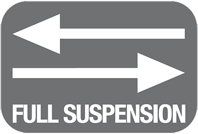 BLIZZARD FULL SUSPENSION