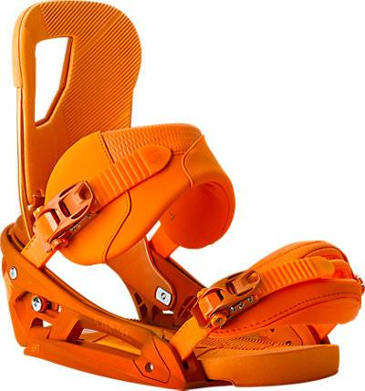 Burton Smooth Glide Buckle Technology
