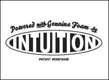 RIDE INTUITION SUPPORT FOAM LINER