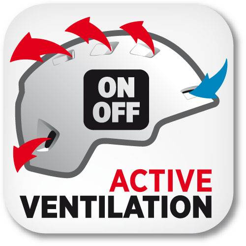 Rossignol Active Ventilation