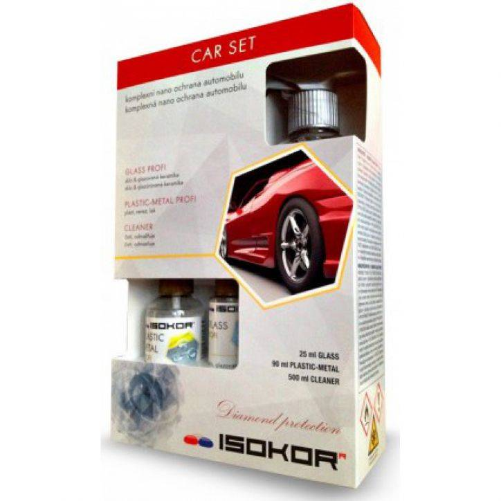 ISOKOR CAR SET
