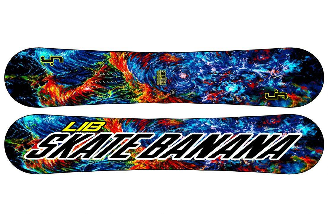 Lib Tech Skate Banana Blue
